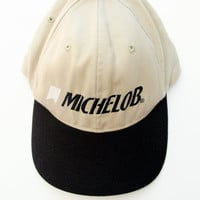 Vintage 1990s Michelob Golf Hat