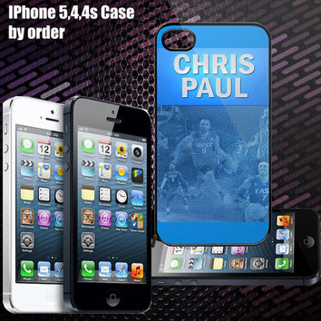 IPhone 5 Case,IPhone 4/4S Case-Paul Chris NBA all star MVP Basketball A10-Accessories Cell Phone