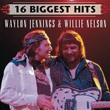 Willie Nelson & Waylon Jennings - 16 Biggest Hits
