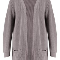 Plus Keira Boyfriend Knitted Cardigan | Boohoo