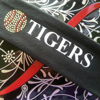 Softball team Tigers headband