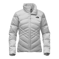 The North Face Aconcagua Jacket for Women in Lunar Ice Grey NF0A2TDR-G06