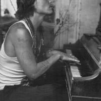 Johnny Depp Piano Pin-Up Poster 23x34