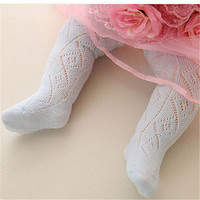 Baby Tights Toddlers Leg Warmers 0-24 Month Infant Boys Girls Good Air Permeability Knee High Children Newborn Kids Foot Wear