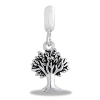 DaVinci Beads Tree Dangle Jewelry