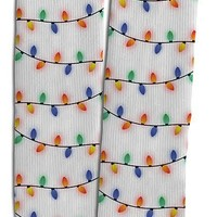 Holiday - Holiday Lights Crew Socks