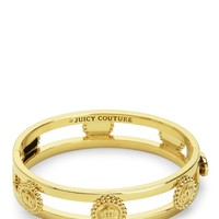 Gold Status Coin Bangle by Juicy Couture, O/S