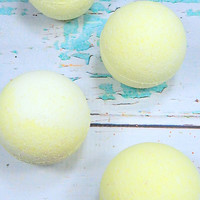 Pineapple Mint Bath Bomb