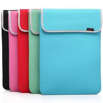 "Cool Bell Liner Sleeve Case For Laptop 7"", 8"",10.6"",11.6"",12.4"",13.3"",14.4"",15.6"",17.3 inch Notebook"