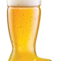 XL BEER BOOT GLASS