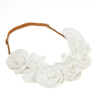 AEO Flower Crown Headband   American Eagle Outfitters