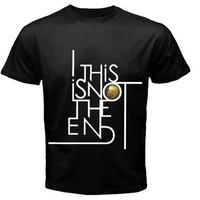 this is no the end design extra large Size S, M, L, XL, 2XL, 3XL-5XL
