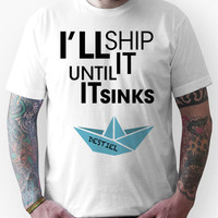 Ship Destiel Unisex T-Shirt