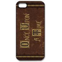 Once Upon A Time Book Phone Case