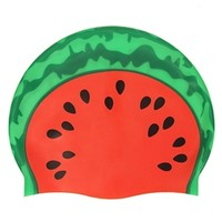 4e9508425f0 Sporti Hamburger Silicone Swim Cap at from SwimOutlet.com | Swim