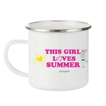 philoSophie's This Girl Loves Summer - Camp Cup