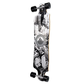 Punked Lowrider New York Longboard Complete