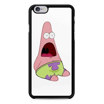 Patrick Star Shocked iPhone 6/6s Case