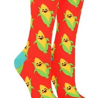 Aw Shucks Socks | Womens
