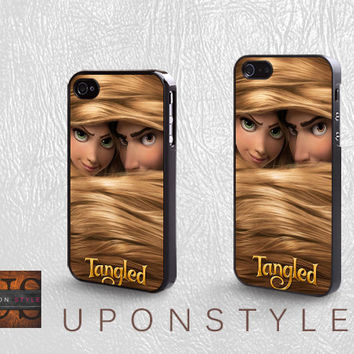 Disney Tangled, Phone Cases, iPhone 5 Case, iPhone 5s Case, iPhone 4 Case, iPhone 4s case, Case for iphone, Case No-1093