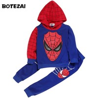 Spiderman Costume, Toddlers, Boys Clothing sets