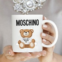 This is not a M toy inspired Fashion Coffee/Tea Mug