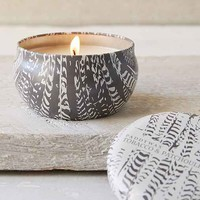 Paddywax Printed Feather Candle-