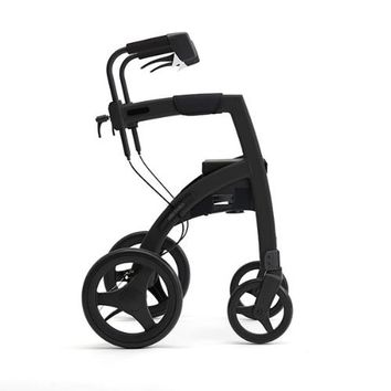 The New Rollz Motion 2 - Rollator Walker and Transport Chair in One