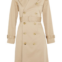 A.P.C. Atelier de Production et de Création - Greta cotton-gabardine trench coat