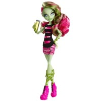 MONSTER HIGH® Coffin Bean Venus McFlytrap® Doll - Shop.Mattel.com