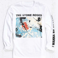 The Stone Roses Long-Sleeve Tee - Urban Outfitters