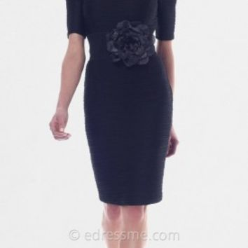 Flower Belt Cocktail Dresses from NUE by Shani