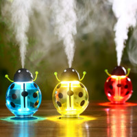 260ML Beetle Mini USB Humidifier Purifier