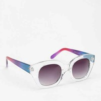 Crystal Clear Sunglasses-
