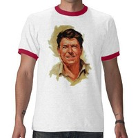 President Ronald Reagan - goverment quotation Shirt from Zazzle.com
