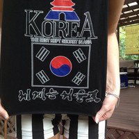Korea Muscle Tee