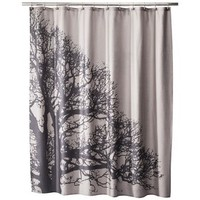 Room 365™ Tree Silhouette Shower Curtain