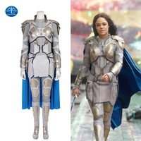 Thor Ragnarok Cosplay Costume Valkyrie Costumes For Women Custom Made