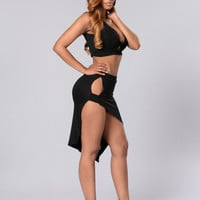 Julia Skirt - Black