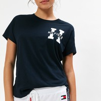 Tommy Hilfiger H Logo Sleep T-Shirt at PacSun.com - navy | PacSun