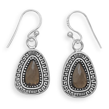 Genuine Stone Earrings