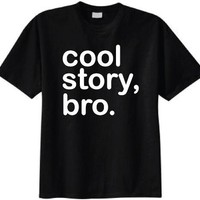 Cool Story Bro Jersey Shore T-shirt