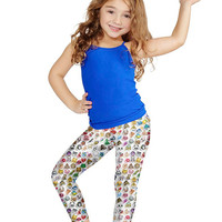 Kids Emoji 2.0 Leggings