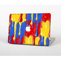 The Vector Paint Drips Skin Set for the Apple MacBook Air 11""