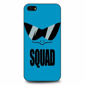 Squirtle Squad iPhone 5/5s/SE Case