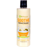 Pet Naturals Of Vermont Soothe Oatmeal Shampoo For Dogs And Cats - 16 Fl Oz