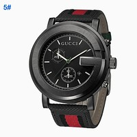 Gucci Classic Fashionable Quartz Watches Wrist Watch 5#