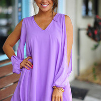 See You In A Slit Dress: Grape | Hope's