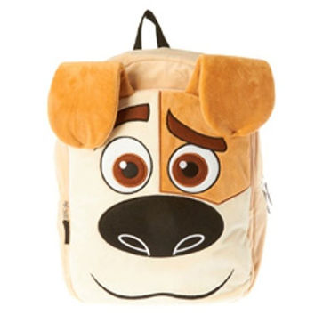 The Secret Life of Pets MAX the Dog Oversized Plush Backpack NWT
