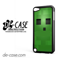 Minecraft DEAL-7258 Apple Phonecase Cover For Ipod Touch 5